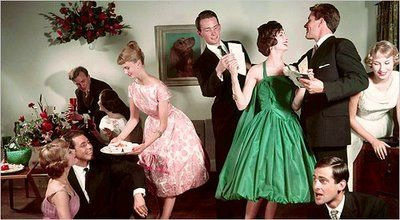 Vintage-Party-Scene